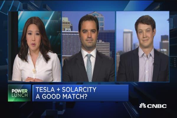 Tesla-SolarCity a good match?