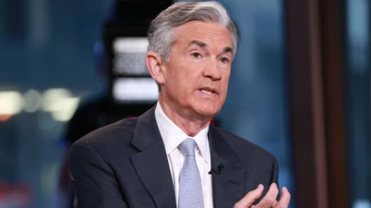 Jerome Powell, Federal Reserve Governor.