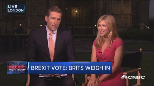 Brexit vote: Brits weigh in