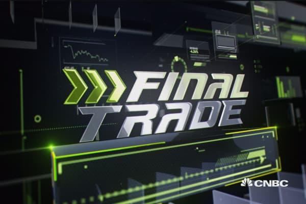 Final Trade: IYT, MO, IYR & ICE