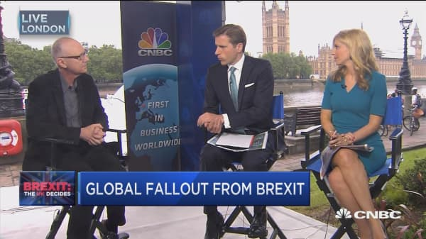 'Leave' vote will shake global markets: Expert