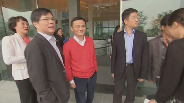 Jack Ma says his counterfeit comments were taken out of context