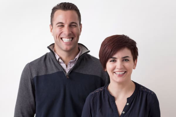 Allen Brouwer and Cathryn Lavery, co-founders of BestSelf Co