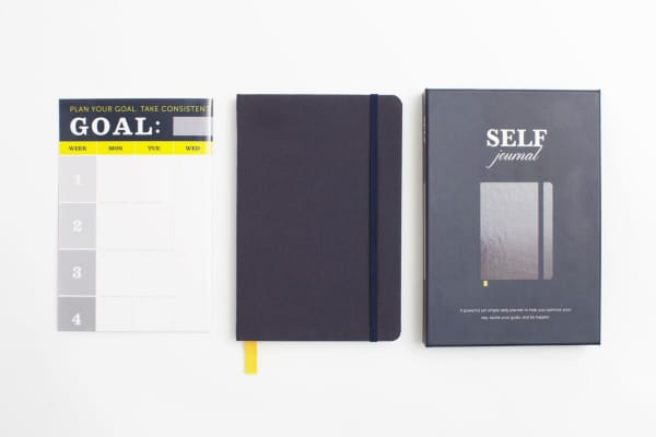 The SELF Journal by BestSelf Co