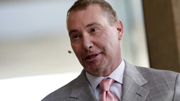 Jeffrey Gundlach, chief executive officer of Doubleline Capital LP
