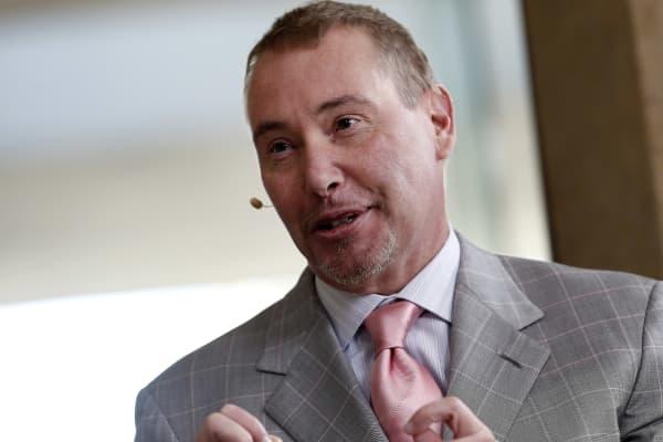 Jeffrey Gundlach, chief executive officer of Doubleline Capital LP