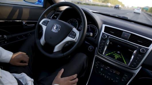 You are worse driver than an autonomous car.