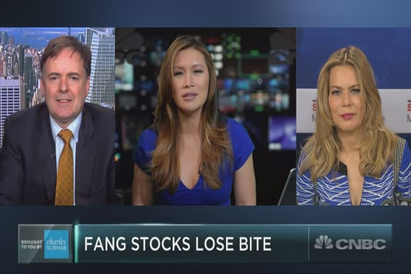 Have the FANG stocks really lost their bite?