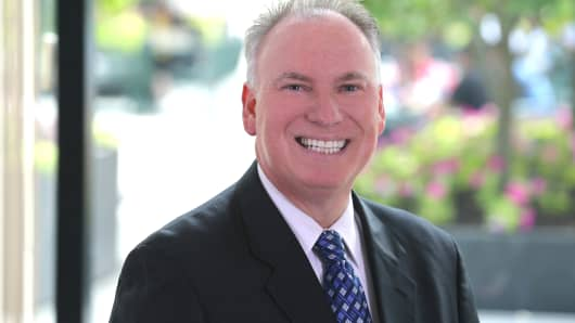 Jeff Jacobson, CEO of Xerox