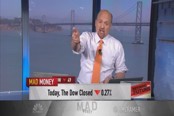 Cramer: Twitter the last diamond mine left to grab in tech