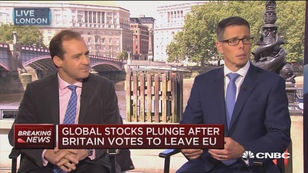 Brexit not a 'Lehman moment': Pro