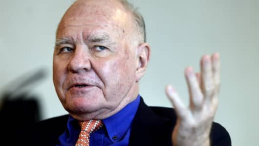 Swiss investor Marc Faber.