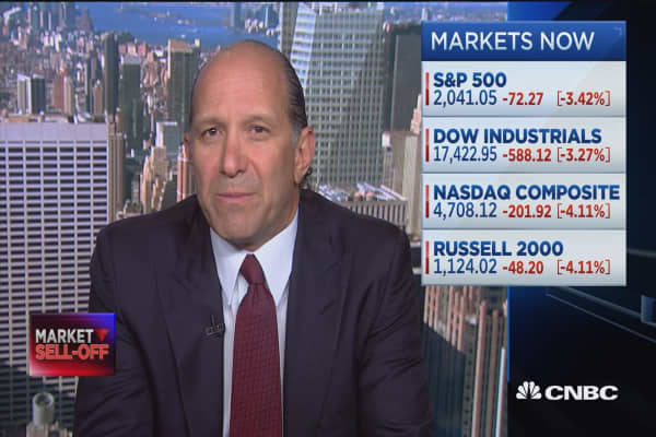 US market perfectly fine: Lutnick