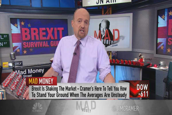 Cramer: Why now is not the time to buy