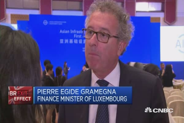 Luxembourg Fin Min PKG