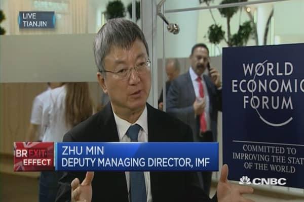 Brexit Li Keqiang