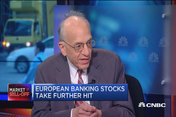 European stocks looks cheap right now: Jeremy Siegel