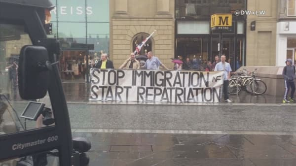 UK racial tensions rise following Brexit vote