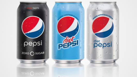 Pepsi to reintroduce aspartame in some beverages.
