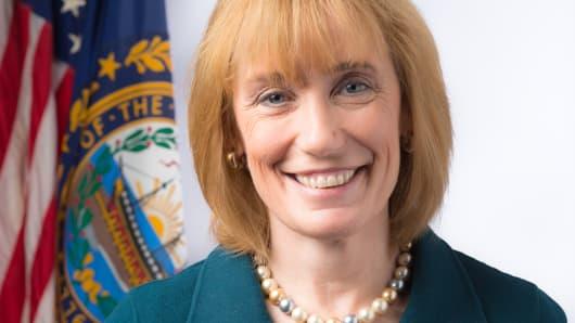 New Hampshire Gov. Maggie Hassan
