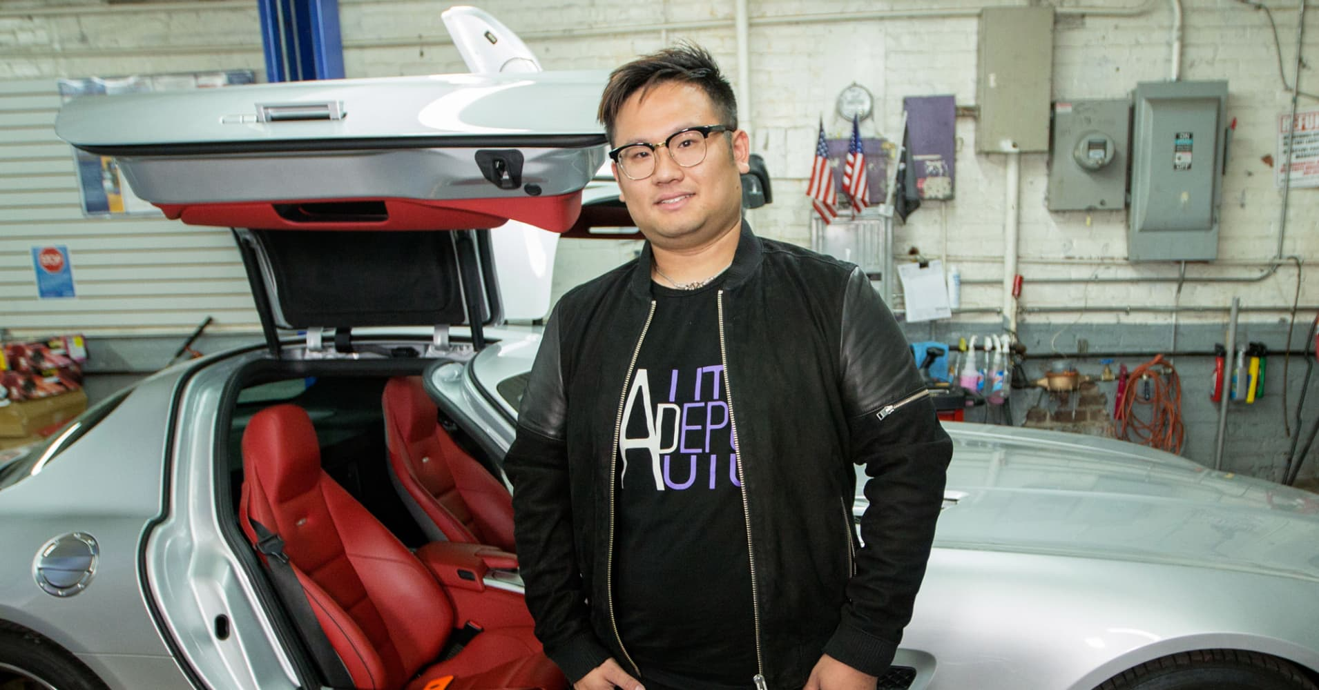 Meet The 25 Year Old Selling Supercars To Rich Chinese