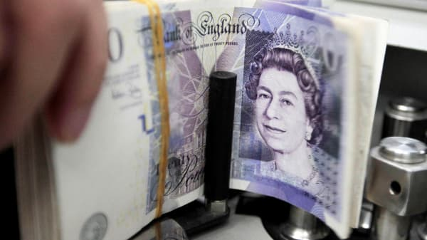 British Pound Spikes After Eu Official Points To Progress In Brexit Talks