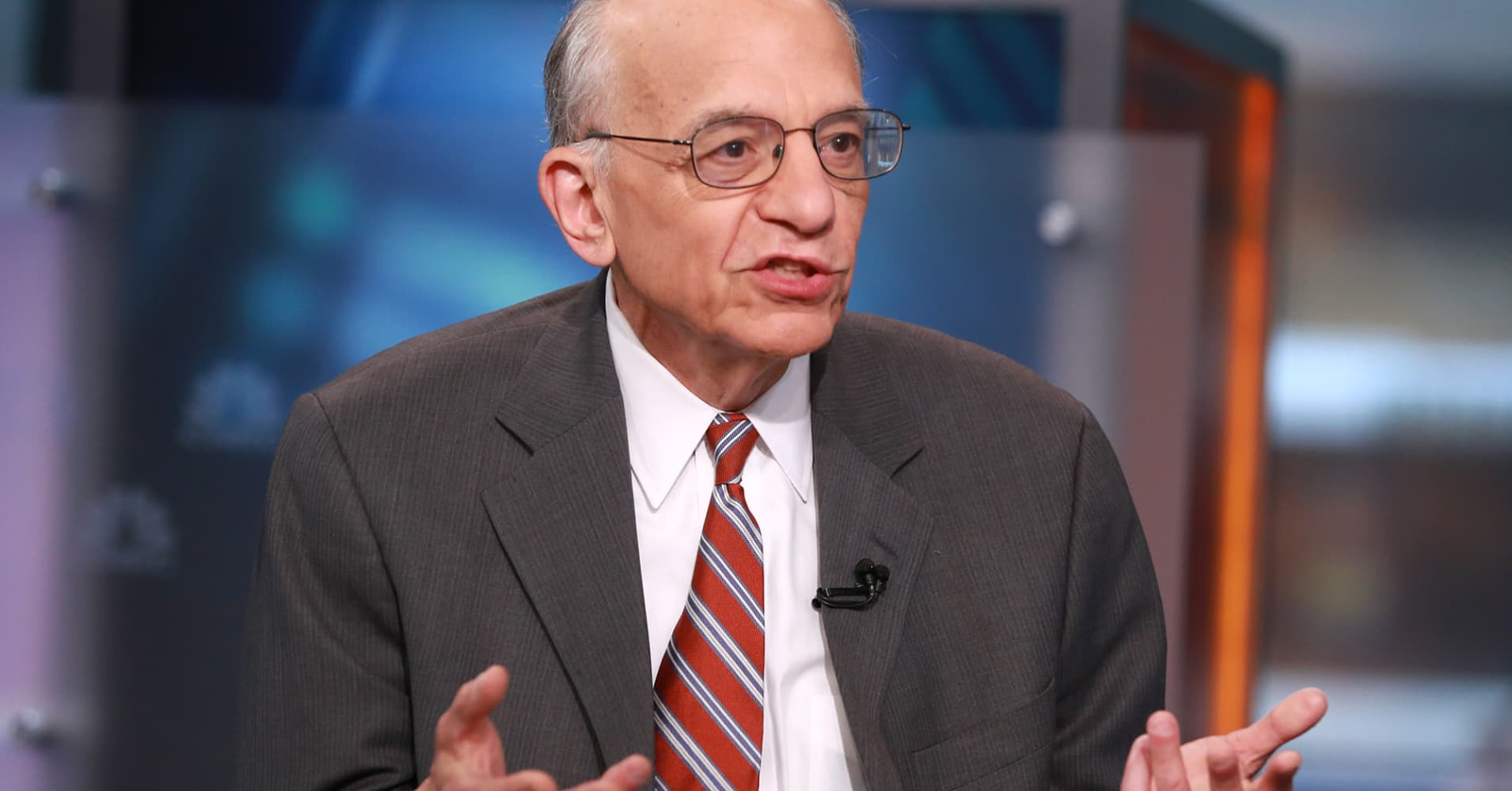 Wharton's Jeremy Siegel says stocks will return up to 15%: 'We could have quite a good year'