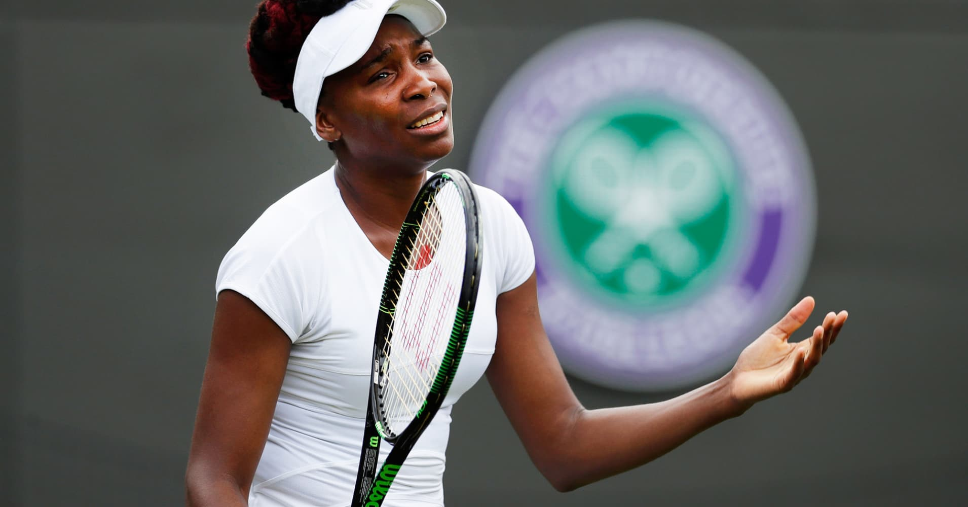 Venus Williams Why athletes make great entrepreneurs