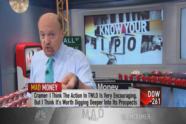 Cramer: One IPO that proves Silicon Valley unicorns have value