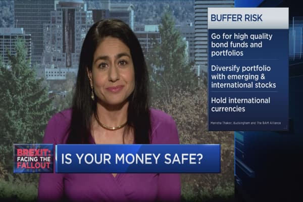 Is your money safe?