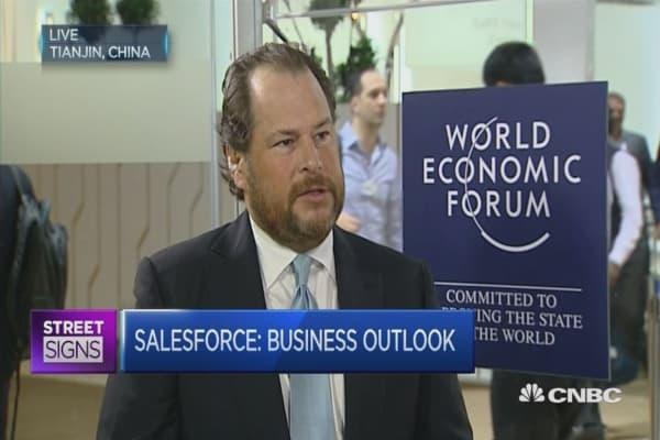 Salesforce China