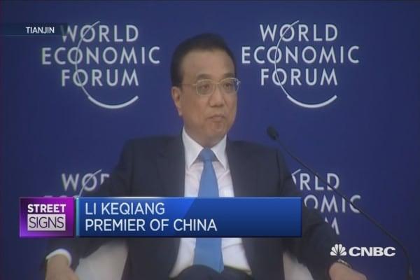 Li Keqiang SOTs