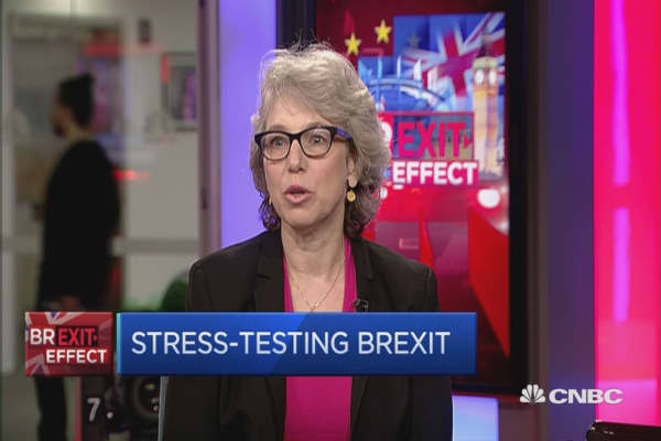 Stress-testing the Brexit outcome
