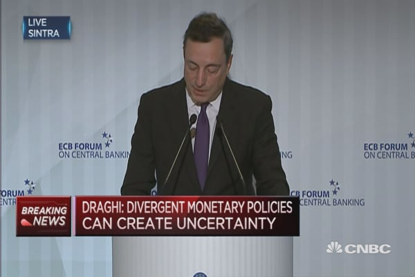Competitive devaluations lose-lose for global economy: ECB