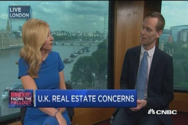 Will Brexit break UK real estate?