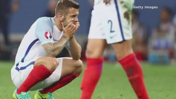 England knocked out of Euro 2016