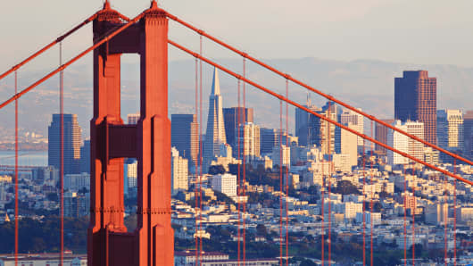 San Francisco considers tax change to cash in on the tech IPO wave