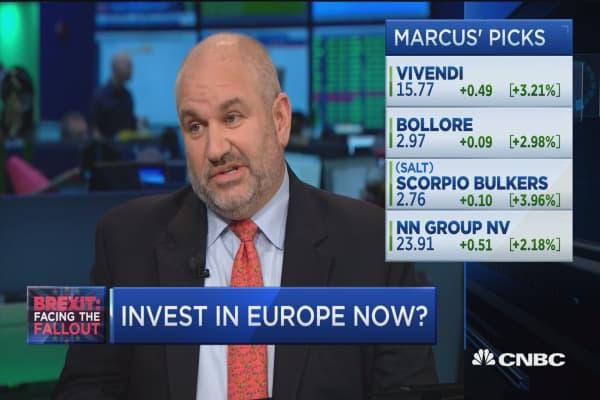 Embracing volatility & finding stock picks