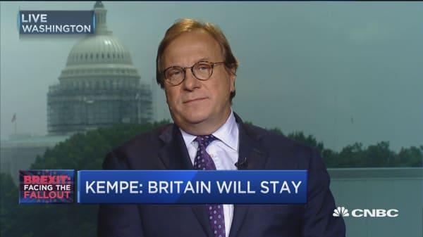 Brexit will not happen: Expert