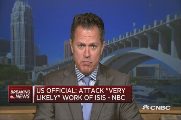 Fmr. CIA officer: This attack fits consistently with ISIS