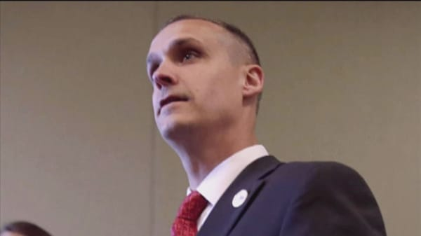 Corey Lewandowski loses $1.2M book deal