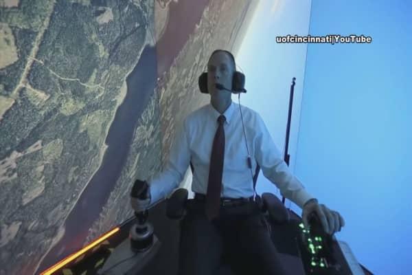AI machine outguns seasoned Air Force pilot in simulator