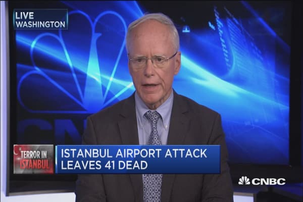 ISIS hasn't always claimed its attacks in Turkey: Jeffrey