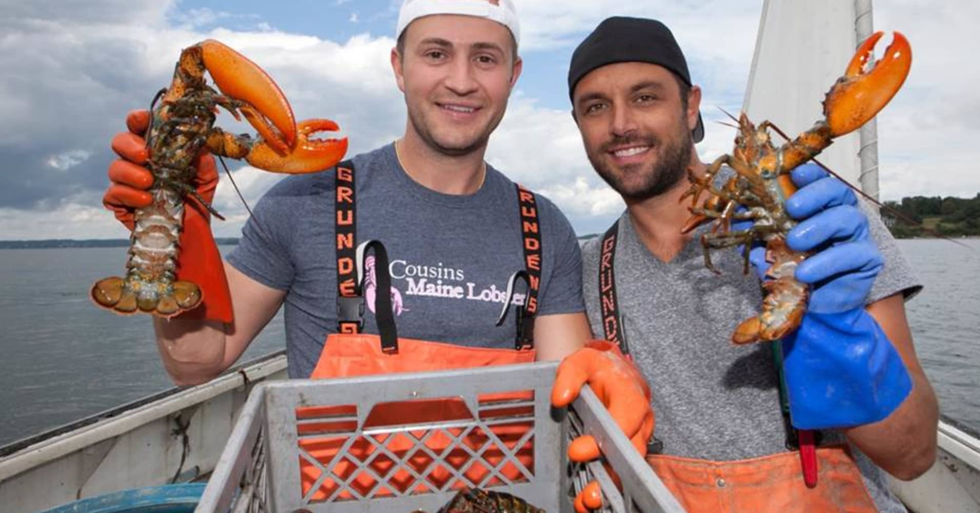 Shark Tank Success Story How Lobster Truck Guys Turned