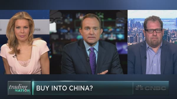 Is there a case for Chinese stocks?