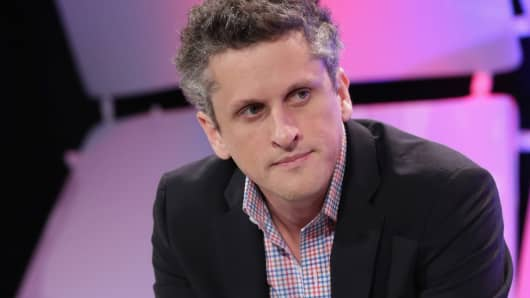 Aaron Levie, CEO, co-founder and chairman of Box
