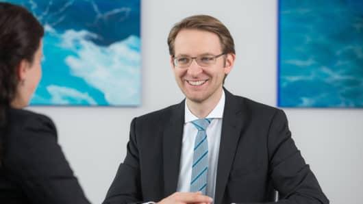 Thomas Saueressig, Chief Information Officer, SAP SE.