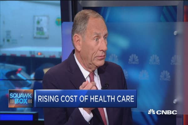 Reigning in health costs: Cleveland Clinic CEO
