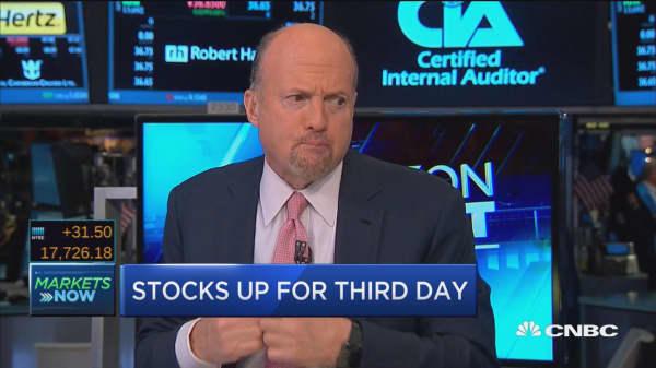 Cramer: Intel's Brian Krzanich is making his move