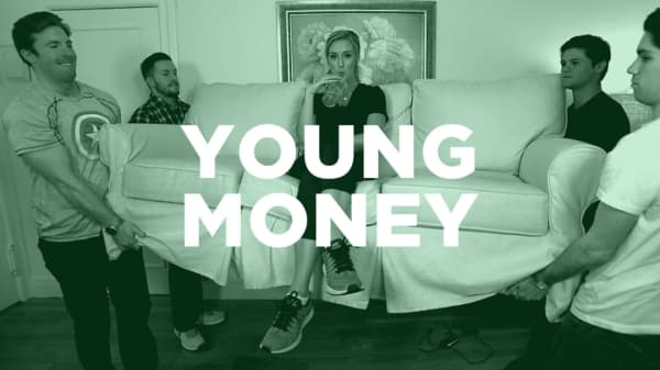 Young Money: Millennial Moving Tips